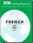 Foreign Service Method French Basic Course, All 4 Levels