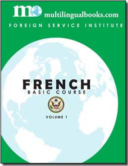 Foreign Service Method French Basic   Level 2 - 29 CDs