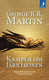 Game of Thrones Swedish Book One- Kampen om Järntronen