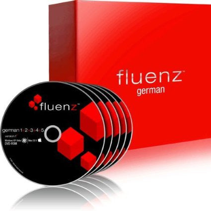 Fluenz German Levels 1-5