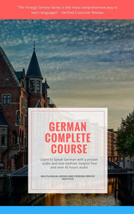 Learn German Foreign Service Remastered Levels 1-3 Download or Flash Drive