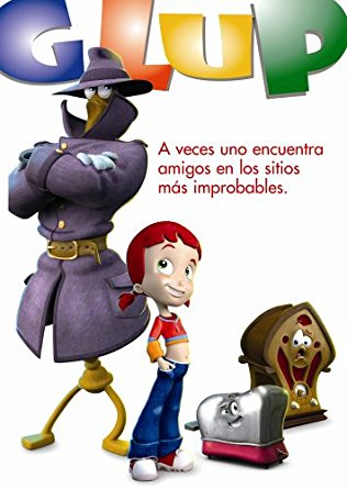 Glup Spanish Childrens DVD