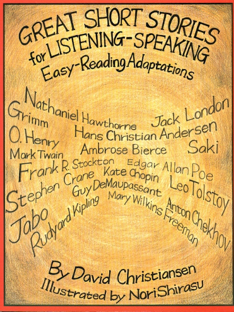 Great Short Stories for Listening-Speaking DVD