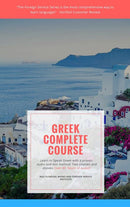 Learn Greek Foreign Service CD Course