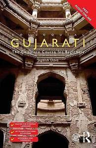 Colloquial Gujarati Book and CD package