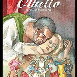 Othello: De William Shakespeare Portuguese Book