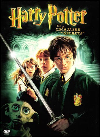 Harry Potter et la chambre des secrets in French