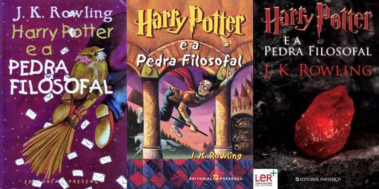 Harry Potter Portuguese -Harry Potter e a pedra filosofal
