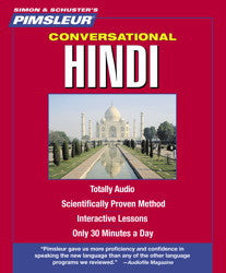 Conversational Hindi Pimsleur