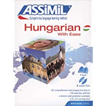 Assimil Hungarian With Ease Book and CD Version