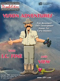 Vision Adventures with I.C. Fine and View