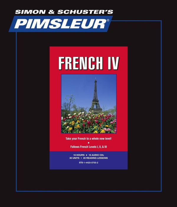 Pimsleur French 4