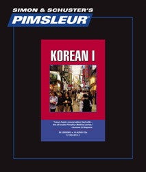 Korean  Pimsleur Level One and Two