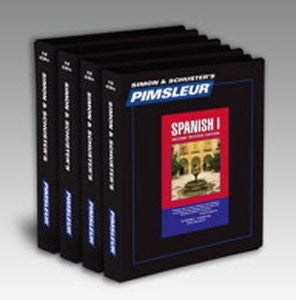 Spanish Pimsleur Used