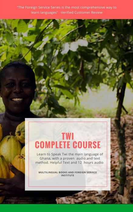 Twi Basic Course Download by Foreign Service Institute