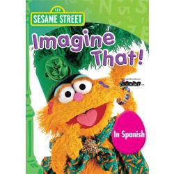 Sesame Street - Imagine That - Spanish