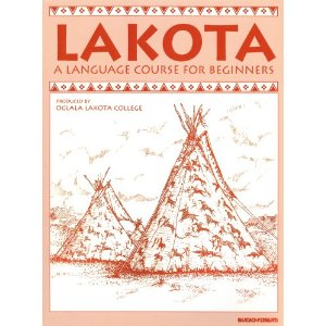 Learn Lakota on a Flash Drive