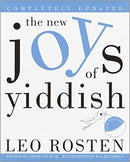 The New Joy Of Yiddish Updated -Used Copies