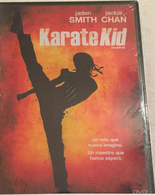 Karate Kid Spanish Edition