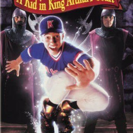 A Kid in King Arthur's Court Spanish and English DVD