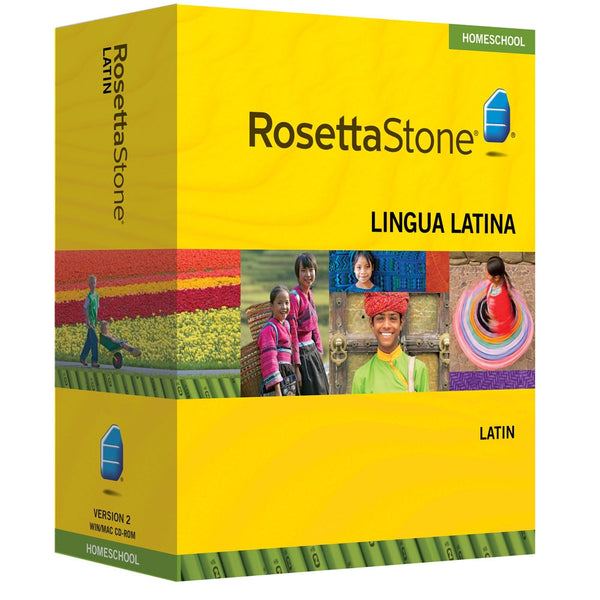 Latin Rosetta Stone Level One