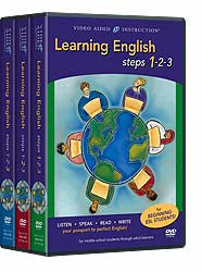 Learning English Steps 1-2-3