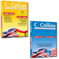 Collins Lexibase CD Dictionary French
