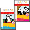 Hebrew Little Pim DVD Series for Children