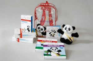 Little Pim Spanish Deluxe DVD Gift package
