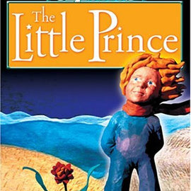 Little Prince Claymation DVD