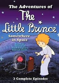 Little Prince Somewhere in Space 3 episodes DVD