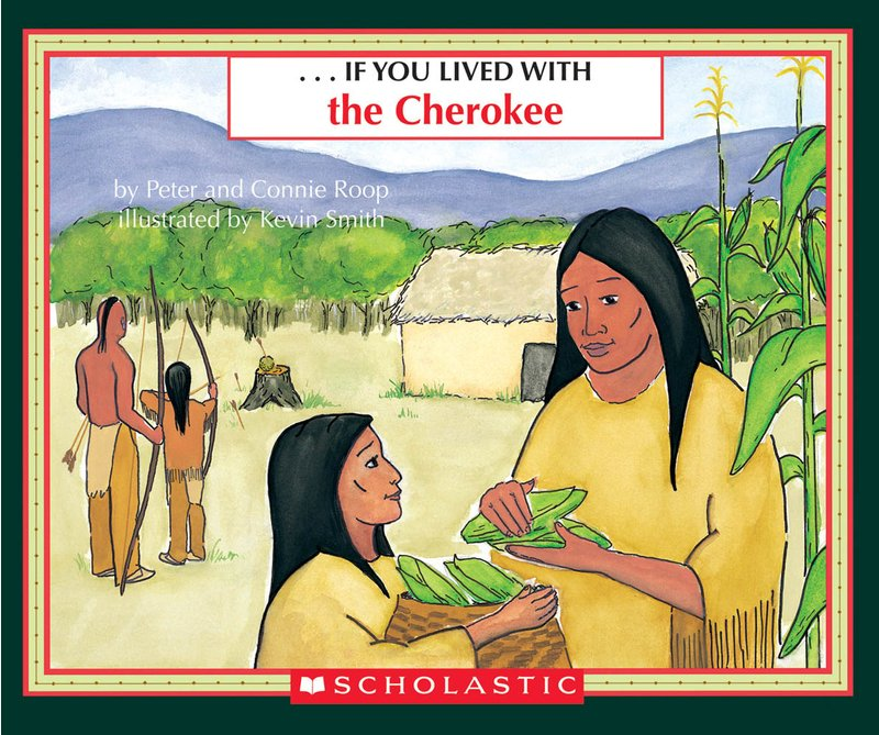 If You Lived With The Cherokees (Paperback)