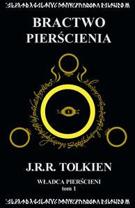 Lord of the Rings in Polish Book One J.R.R. Tolkien