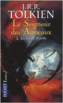 Lord of the Rings French Book Two -les deux tours --
