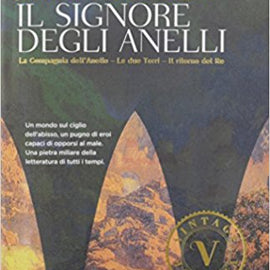 Il Signore degli Anelli : Trilogia / Italian edition of The Lord of the Rings Set