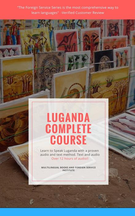 Learn Luganda Foreign Service Remastered Download Course