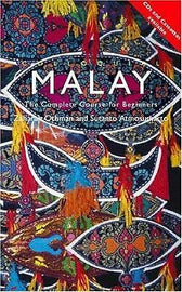 Colloquial Malay Book Used