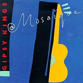 Mosaique Gipsy Kings Vinyl Record Very Good Plus