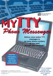 myTTY 3.0 Phone Messenger