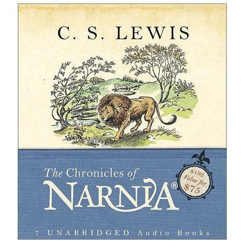 The Chronicles of Narnia Unabridged Boxed Set - Audiobook - New - CD