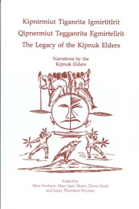 Legacy of the Kipnuk Elders Book