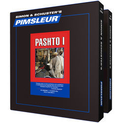 Pimsleur Comprehensive Pashto CD Course Level One or Two
