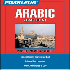 Arabic (Eastern) Pimsleur Levels 1,2,3