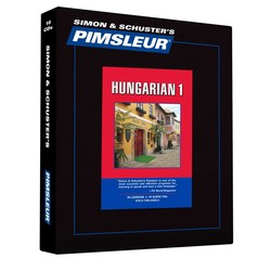 Hungarian Pimsleur Course CD or MP3 Level One