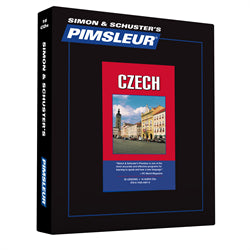 Czech Pimsleur Comprehensive