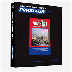 Eastern Arabic Pimsleur Level 1 Used