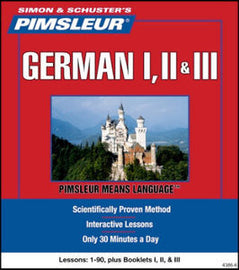German Pimsleur
