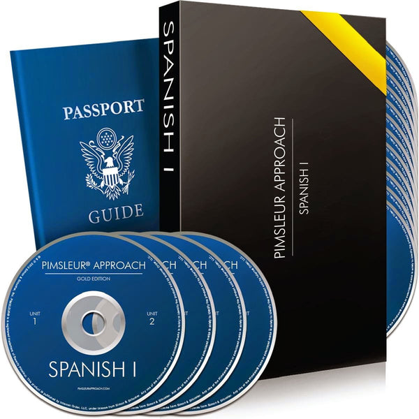 Pimsleur Spanish Level 4 CD: Learn to Speak and Understand ...