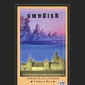 Pimsleur Comprehensive Swedish CD Course
