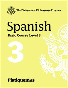 Platiquemos Level 3 Book and 8 Cd's